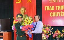 Trao thưởng Ban Chuyên án phá đại án khủng 110.000 viên ma túy