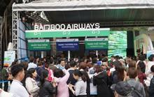 Xếp hàng săn vé máy bay và combo du lịch trọn gói của Bamboo Airways
