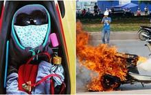 5 vật dụng bỏ vào cốp xe có thể nổ tung bất ngờ