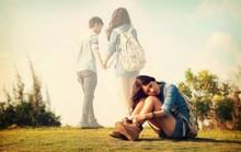 Người yêu ngã vào mối tình đầu