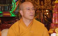 Vụ chùa Ba Vàng: Đại đức Thích Trúc Thái Minh hành lễ sám hối