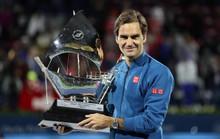 Phục thù tay vợt trẻ, Federer giành danh hiệu thứ 100