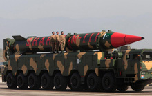 Kho vũ khí hạt nhân đáng sợ của Ấn Độ - Pakistan