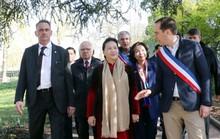 Chủ tịch Quốc hội thăm Pháp