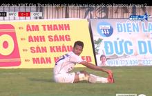 Đội Cần Thơ treo giò đội trưởng đá phản lưới nhà, VFF - VPF khó phạt nặng?