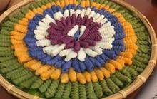 Cả trăm loại bánh dân gian hội tụ ở lễ hội Hương sắc phương Nam
