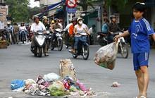 Bao giờ người dân hết xả rác?