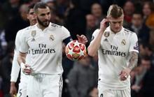 Vì sao Real Madrid trắng tay mùa này?