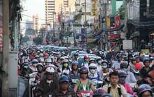Không có chuyện cấm xe máy trên địa bàn TP HCM