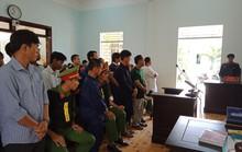 15 đối tượng gây rối, tấn công cảnh sát ở Bình Thuận lãnh án