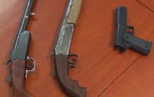 Bắt 5 kẻ bắn chết nam thanh niên đứng trên vỉa hè, thu giữ 3 khẩu súng
