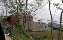 Bị lập biên bản, cán bộ xã vẫn xây nhà trái phép trong hành lang đê sông
