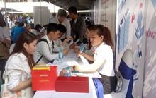 Ngày hội việc làm dành cho sinh viên