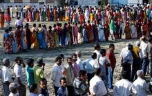 Ấn Độ bước vào cuộc bầu cử kéo dài 39 ngày