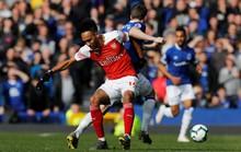 Arsenal hy vọng sát thủ Aubameyang tỏa sáng trước Napoli