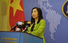Người phát ngôn nói về thông tin Việt Nam bắt 3 công dân Triều Tiên bỏ trốn