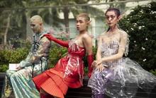 Fashionista và xu hướng ăn mặc dị thường, lệch lạc