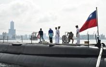 """Trung Quốc """"bít cửa"""" tàu ngầm nội địa đầu tiên của Đài Loan"""