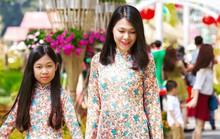 Diễn viên Đinh Y Nhung: Không ép con gái theo nghề!