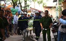 Nhói lòng 3 mẹ con chết cháy trong vụ cháy nhà xưởng kinh hoàng
