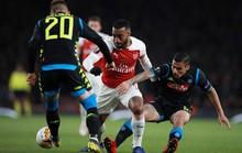 Tiền vệ ngựa chứng ghi bàn, Arsenal hạ gục Napoli tại Europa League