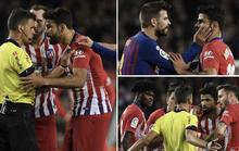 Xúc phạm mẹ trọng tài, Diego Costa bị treo giò hết mùa