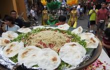 Độc đáo liên hoan ẩm thực quốc tế Thách thức Cao Lầu tại Hội An