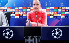 Stegen cảnh báo M.U: Đừng mơ làm gỏi Barcelona như với PSG