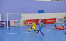 Khởi đầu kịch tính và hấp dẫn cho futsal Việt Nam