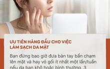 """6 quy tắc vàng giúp làn da đẹp mịn màng khiến """"vạn người mê"""""""