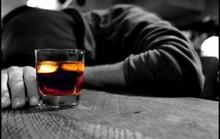 Uống rượu làm tăng 35% nguy cơ đột quỵ