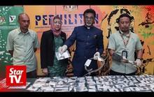 Malaysia bắt 2 người Việt nghi săn trộm hổ