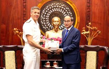 Việt Nam và Mỹ tăng cường hợp tác quốc phòng