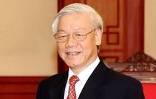 Tổng Bí thư, Chủ tịch nước Nguyễn Phú Trọng gửi điện mừng Lãnh đạo mới của Triều Tiên