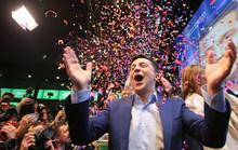 Bầu cử Ukraine: Tổng thống Poroshenko bị diễn viên hài đánh bại
