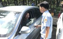 TP HCM: Thanh niên xung phong sẽ chủ trì thu phí ôtô đậu dưới lòng đường