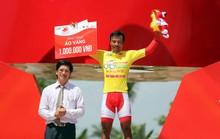 Giải xe đạp Cúp Truyền hình TP HCM: Nguyễn Trường Tài xé áo vàng