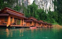 Khách sạn nổi được ví như tiên cảnh ở Thái Lan