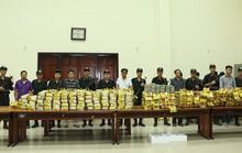 Xác định được 2 ông trùm trong vụ bắt giữ 640 kg ma túy đá, 100 bánh heroin