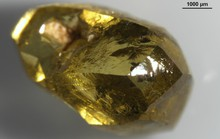 Viên kim cương xấu xí nắm giữ bí mật cổ xưa của trái đất