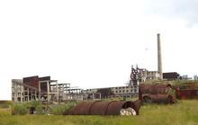 Xót xa nhà máy thép ngàn tỉ đem đấu giá bán phế liệu được 205 tỉ đồng