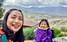 Diễn viên Mai Phương được Ốc Thanh Vân đưa đi Bhutan du lịch