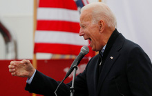 Mới ra tranh cử tổng thống Mỹ, ông Biden khiến đối thủ choáng váng