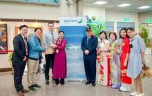 Chào đón những chuyến bay đầu tiên của Bamboo Airways đến Đài Loan