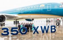 Chủ tịch QH chứng kiến ra mắt siêu máy bay A350-900 của Vietnam Airlines