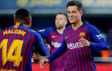 Rượt đuổi tỉ số nghẹt thở, Barcelona suýt trắng tay trước Tàu ngầm vàng