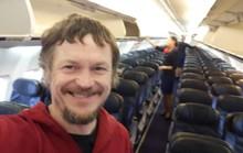Chuyến bay chỉ có 1 hành khách