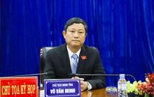 Ông Võ Văn Minh làm Chủ tịch HĐND tỉnh Bình Dương ở tuổi 47