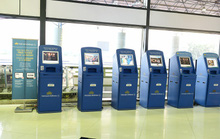 9 sân bay nước ngoài hành khách có thể tự check-in