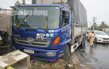 Xe tải tông chết bà bán thịt chó ven đường